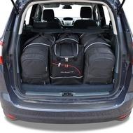FORD GRAND C-Max 2010-2015 Set de 4 bagaje