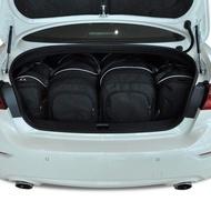 INFINITI Q50 2013-2017 CAR BAGS SET 4 PCS