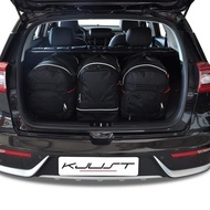 KIA NIRO 2016+ CAR BAGS SET 3 PCS