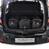KIA SOUL 2014-2016 CAR BAGS SET 3 PCS