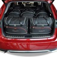 LEXUS RX L HYBRID 2018+ CAR BAGS SET 5 PCS