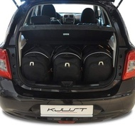 NISSAN MICRA 2010-2017 CAR BAGS SET 3 PCS
