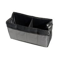 Organizator pentru portbagaj, material textil sintetic, 41 cm x 23 cm x 19 cm