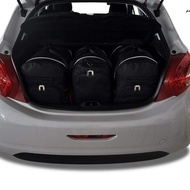 PEUGEOT 208 HATCHBACK 2012-2015 CAR BAGS SET 3 PCS