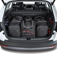 SKODA KAROQ 2017+ CAR BAGS SET 4 PCS