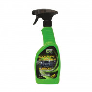 Solutie pentru curatat bordul auto Q11, arome lamaie, 500 ml