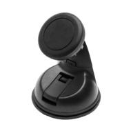 Suport auto magnetic pentru telefon RoGroup, cu ventuza
