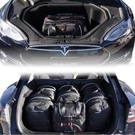 TESLA MODEL S 2014+ CAR BAGS SET 6 PCS