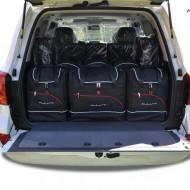 Toyota Land Cruiser V8, 2010-2017, Set de 6 bagaje