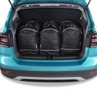 VW T-CCross 2018+ Set de 3 bagaje tip sport