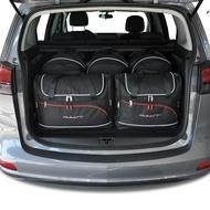 OPEL ZAFIRA 2011+ CAR BAGS SET 5 PCS
