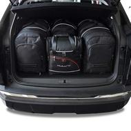 PEUGEOT 3008 2016+ CAR BAGS SET 4 PCS