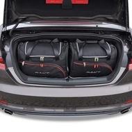 AUDI A5 Cabrio 2017+ Set de 4 bagaje