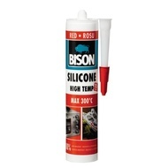 BISON Silicon rosu pentru temperatura 280ml 6303169