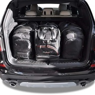 BMW X3 2017+ Set de 4 bagaje