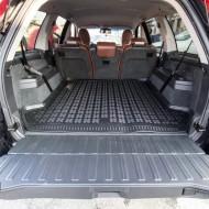Covoras Tavita portbagaj din Cauciuc Negru pentru Volvo XC90 I (2002-2014)