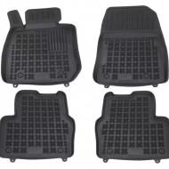 Covorase Presuri Auto Negru din Cauciuc pentru MAZDA CX3 2014-