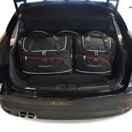 JAGUAR F-PACE 2015+ CAR BAGS SET 5 PCS