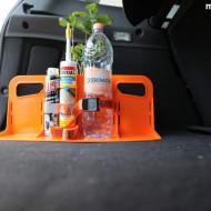 Kit organizator portbagaj TAYHOLD SUPERSET ORANGE