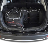 MITSUBISHI OUTLANDER 2012+ CAR BAGS SET 5 PCS