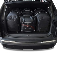 PEUGEOT 3008 2016+ CAR BAGS SET 4 PCS