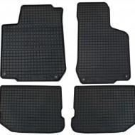 Set 4 covorase auto, negru, pentru pentru VW Golf IV 1998-08/2003, Beetle 1998-09/2011, Bora 1998-2005-