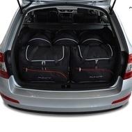 SKODA OCTAVIA KOMBI 2013+ CAR BAGS SET 5 PCS