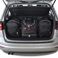 VW GOLF SPORTSVAN 2013+ CAR BAGS SET 4 PCS