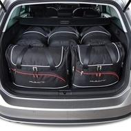 VW GOLF VARIANT ALLTRACK 2015+ CAR BAGS SET 5 PCS