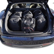 TESLA MODEL S 2014+ CAR BAGS SET 4 PCS