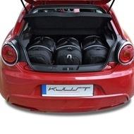 Alfa Romeo Mito Hatchback 2008+ Set de 3 bagaje