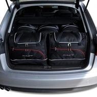 Audi A6 Allroad 2011-2017, Set de 5 bagaje
