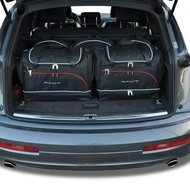 AUDI Q7 2005-2015, Set 5 bagaje