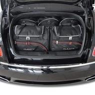 BENTLEY CONTINENTAL NEW FLYING SPUR 2005+ CAR BAGS SET 5 PCS