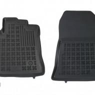 Covorase Presuri Auto Negru din Cauciuc pentru DACIA Dokker Van2012-