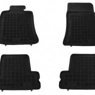 Covorase Presuri Auto Negru din Cauciuc pentru MINI One Cooper I II (2001-2013) R50 R52 R53 R56 R57