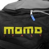 Husa portbagaj MOMO, material impermeabil, gri cu negru