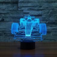 LAMPA 3D cu led