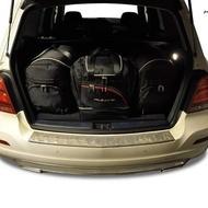 Mercedes-Benz GLK 2008-2015, Set de 4 bagaje