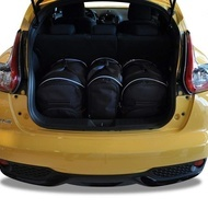 NISSAN JUKE 2010-2014 CAR BAGS SET 3 PCS