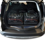 RENAULT ESPACE 2014+ CAR BAGS SET 5 PCS