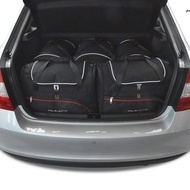 SKODA RAPID LIFTBACK 2012+ CAR BAGS SET 5 PCS