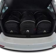 SKODA RAPID SPACEBACK 2012+ CAR BAGS SET 3 PCS