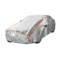 Prelata auto impermeabila cu protectie pentru grindina RoGroup, 3 straturi, marimea XXL