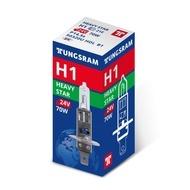 Bec auto H1 Tungsram 24V Heavy Star 70W P14 5S