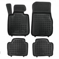 Covorase Presuri Auto Negru din Cauciuc pentru BMW Seria 3 F30 F31 (2012-2018)