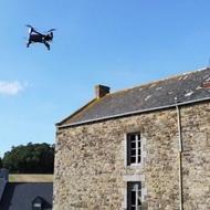 Drona PRO constructii Parrot ANAFI Work
