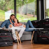 FORD FIESTA 2017+ Set de 3 bagaje