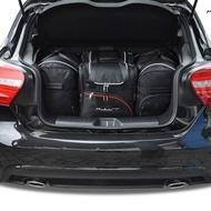 Mercedes Benz A Hatchback 2012-2017, Set de 4 bagaje