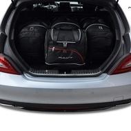 Mercedes Benz CLS Shooting Brake 2012- 2017, Set de 4 bagaje